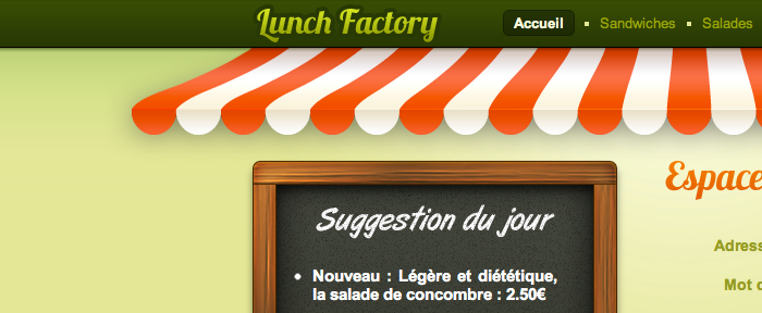 Lunch Factory